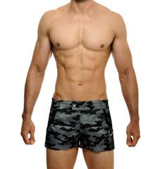 STUD Beachwear Kayak Shorts Camo (RW805BS01)