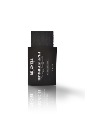 Brickell Men's Products Purifying Charcoal Soap (118ml)