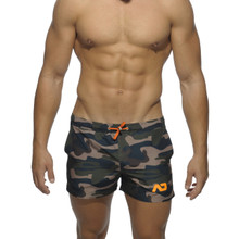 Addicted Swimwear Camouflage Shorts Camouflage ADS096 (ADS096-17)