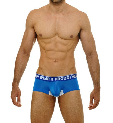 STUD Underwear Whyred Twin Back Blue (U849LT05)
