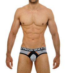 STUD Underwear Bronco Brief Grey (U853LB20)
