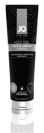 System JO H2O Gel Original Lubricant 240ml (40662)