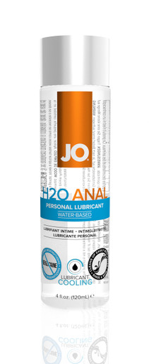 System JO H2O Anal Cooling Lubricant 120ml (40211)