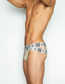 C-IN2 Underwear - H+A+R+D Hustle Brief Desert Storm (6913-252)