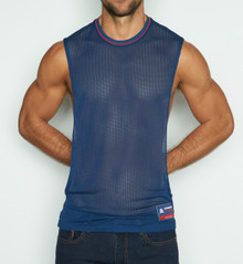 C-IN2 Scrimmage Athletic Tank Armada Navy (6827-467)