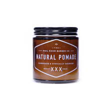 The Mailroom Barber Co Natural Pomade Strong Medium (3.5 oz)