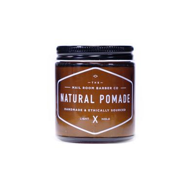 The Mailroom Barber Co Natural Pomade Light Medium (3.5 oz)