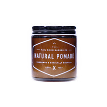 The Mailroom Barber Co Natural Pomade Light Medium (3.5 oz)