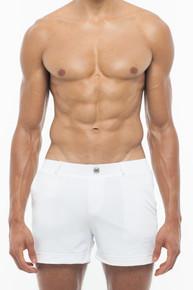 2EROS Beachwear Bondi Shorts White (S60-BONDI-WH)