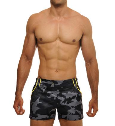 STUD Beachwear KTZ Shorts Grey (RW891BS09)
