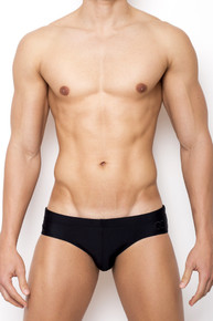 2EROS Swimwear Core Swim Brief Black (V1041BK)