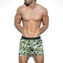 ES Collection Beachwear Leaves Swim Boardshort (UN1908-10)