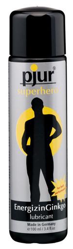 pjur Superhero EnergizinGinkgo Lubricant 100ml
