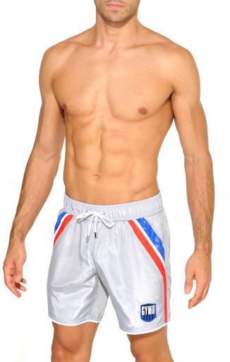 STUD Beachwear Helio Shorts Grey
