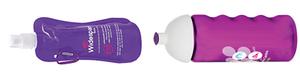 {Printed sports bottles - folding sports bottles)