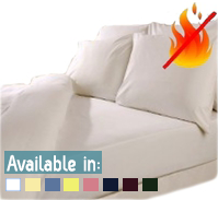 Fire Retardant Flat Sheets (BS 7175-Crib 7)