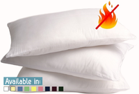 Flame Retardant Pillow Cases (BS 7175-Crib 7)