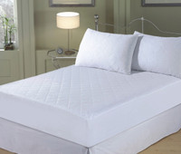 "12"" Deep Quilted Mattress Protector"