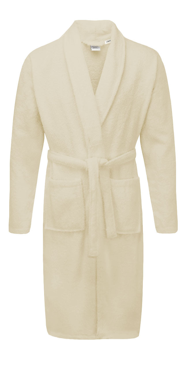 fb41252a7f Cream Dressing Gown. Hover to zoom. Click to enlarge