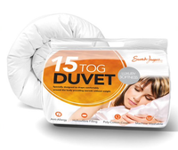 15 Tog Luxury Hollowfibre Duvet