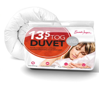 13.5 Tog High Quality Hollowfibre Duvets