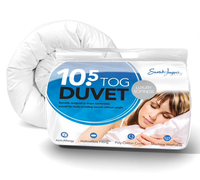 10.5 Tog High Quality Hollowfibre Duvets