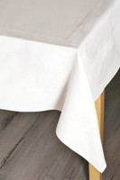 Satin Band Table Cloth
