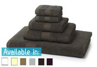 5 Piece 700GSM Towel Bale - 2 Face Cloths, 1 Hand Towel, 1 Bath Towel, 1 Bath Sheet