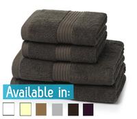 4 Piece 700GSM Towel Bale - 2 Hand Towels, 2 Bath Towels