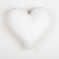 Heart Shaped Cushion Pad