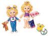 Teeny Tiny Triplets Magnetic Wooden Dress-Up Dolls | T.S. Shure