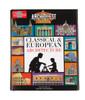 ArchiQuest Classical European Architecture Wooden Blocks | T.S. Shure