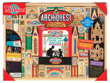 ArchiQuest Dragons, Czars, and Arches: World Fusion II Wooden Blocks | T.S. Shure