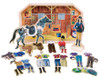 Stable Pals Emily and Freckles Magnetic Dress-Ups | T.S. Shure