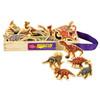 Dinosaurs Wooden Magnets - 20 Piece MagnaFun Set | T.S. Shure