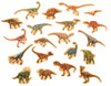 Dinosaurs Wooden Magnets - 20 Piece MagnaFun Set | T.S. Shure