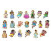 Fairies and Princesses Wooden Magnets - 20 Piece MagnaFun Set   T.S. Shure