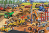 Construction Site Jumbo Floor Puzzle   T.S. Shure