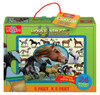 Horse Breeds Jumbo Floor Puzzle | T.S. Shure