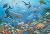 Amazing Ocean Life Jumbo Floor Puzzle   T.S. Shure