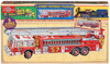 Vehicles Jumbo Wooden PuzBox | T.S. Shure