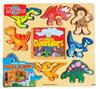 Chunky WorldÇ__¶_¶œÇ_¶½ Prehistoric Dinosaurs Puzzy BookÇ__¶_¶œÇ_¶½ | T.S. Shure