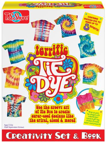 Terrific Tie Dye | T.S. Shure