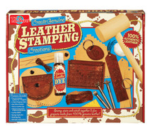 Leather Stamping Creations   T.S. Shure