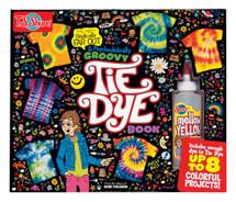 Groovy Tie Dye Book | T.S. Shure