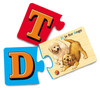 Alphabet Matching Puzzle Pairs   T.S. Shure