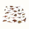 Dinosaurs Magnetic Tin Playset   T.S. Shure