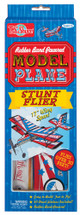 Rubber Band Powered Stunt Flier Model Airplane Kit | T.S. Shure