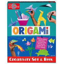 Origami Creativity Set & Book | T.S. Shure