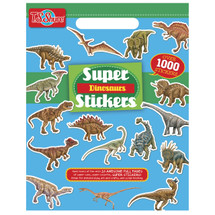 Dinosaur Super Stickers | T.S. Shure